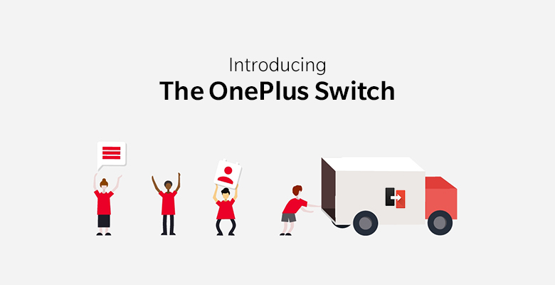 OnePlus-Switch restore from backup