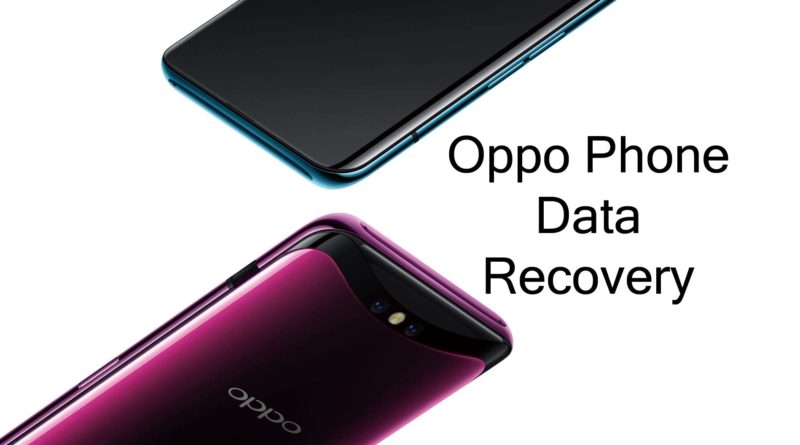 Oppo Data Recovery