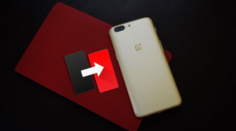 oneplus switch backup & restore