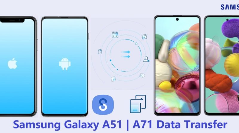 how-to-transfer-data-from-android-phone-to-samsung-galaxy-a51-a71