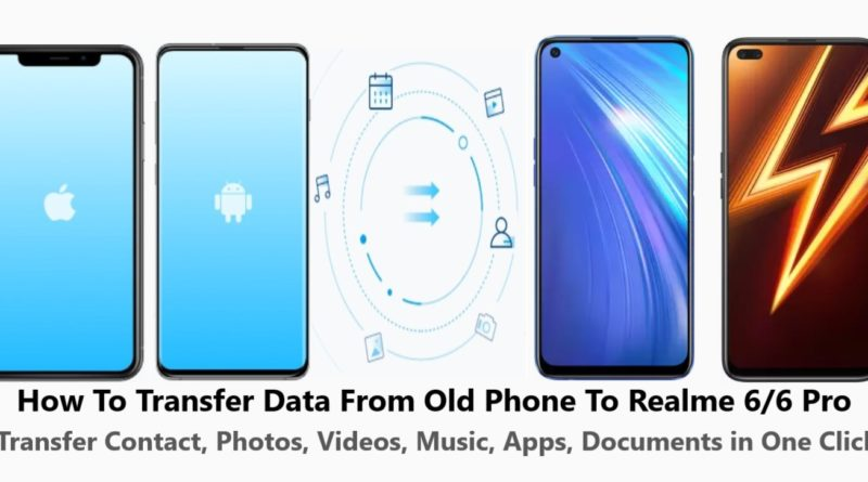 how-to-transfer-data-from-old-phone-to-realme-6-and-6-pro