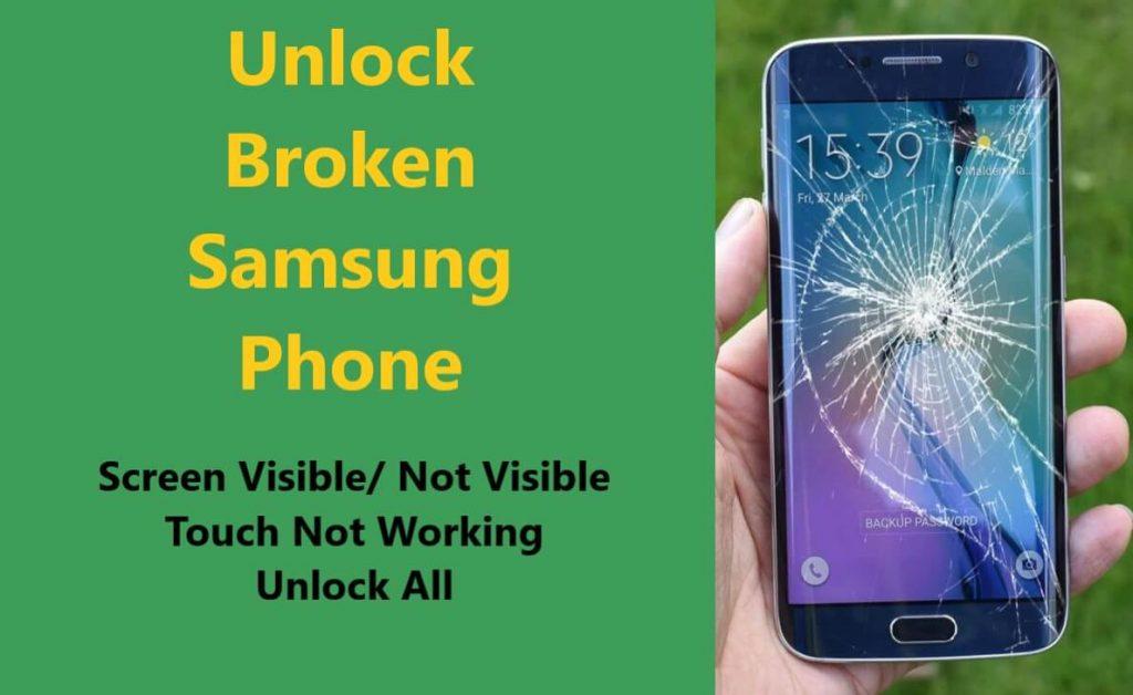 samsung-screen-broken-here-is-how to-unlock-it