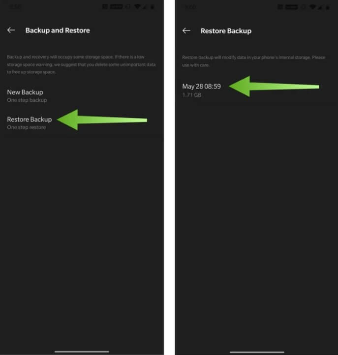 restore-oneplus-9-deleted-data-from-oneplus-switch-backup